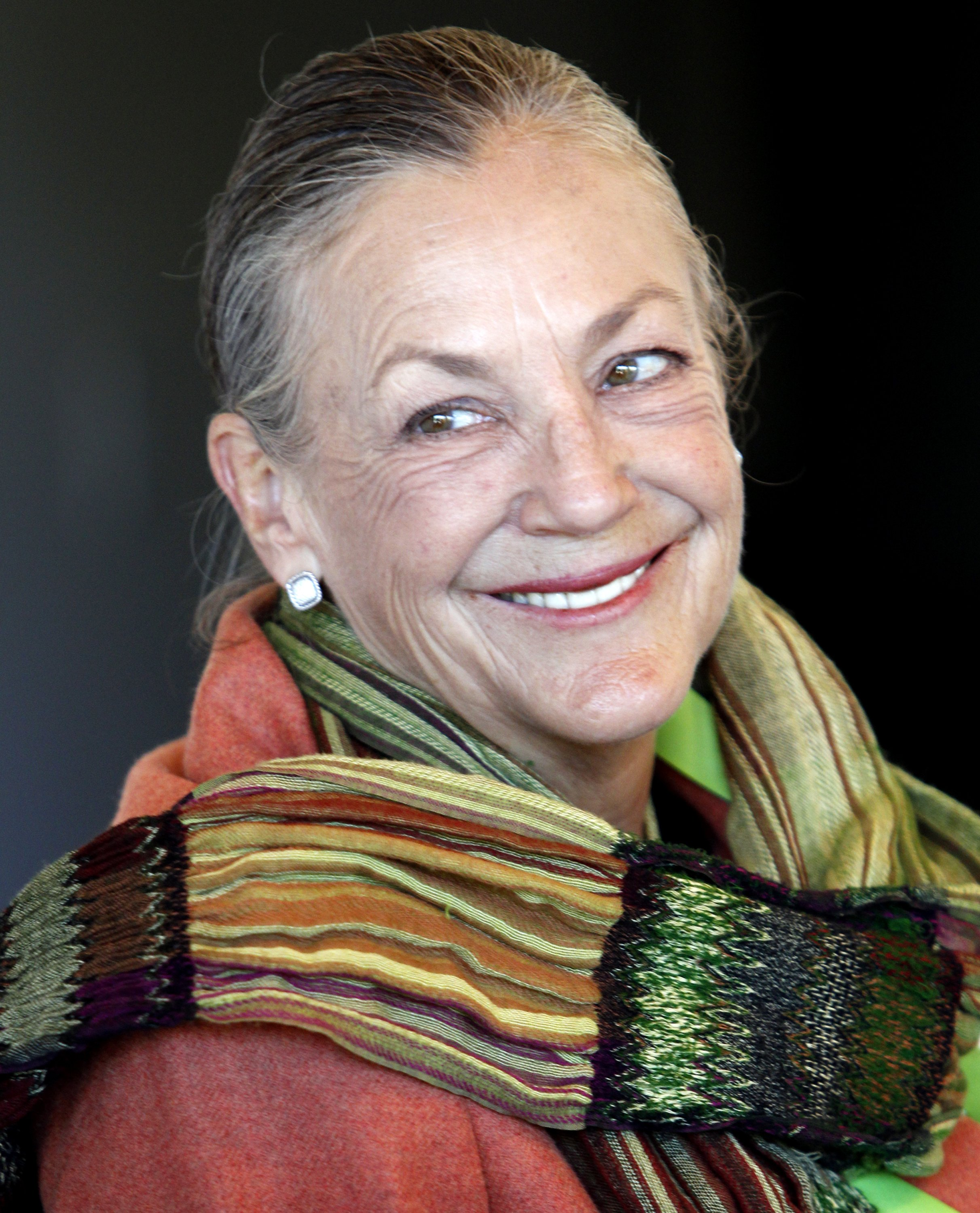 Alice Walton at the Crystal Bridges Museum of American Art on October 24, 2011 | Photo: Getty Images