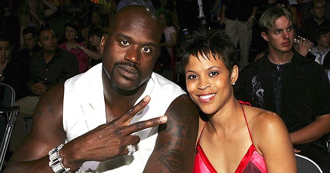 Shaquille O'Neal's Ex-wife Shaunie Dances with New Boyfriend Pastor Keion Henderson at His 40th B-Day Party