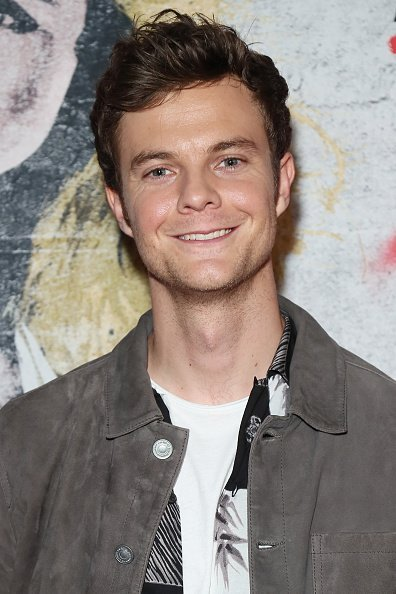 "Jack Quaid attends 2019 Comic-Con International - Red Carpet For ""The Boys"" on July 19, 2019, in San Diego, California. 