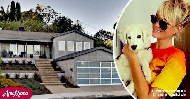 Les secrets de la maison de Laeticia Hallyday à Los Angeles: découvrez son intérieur luxueux