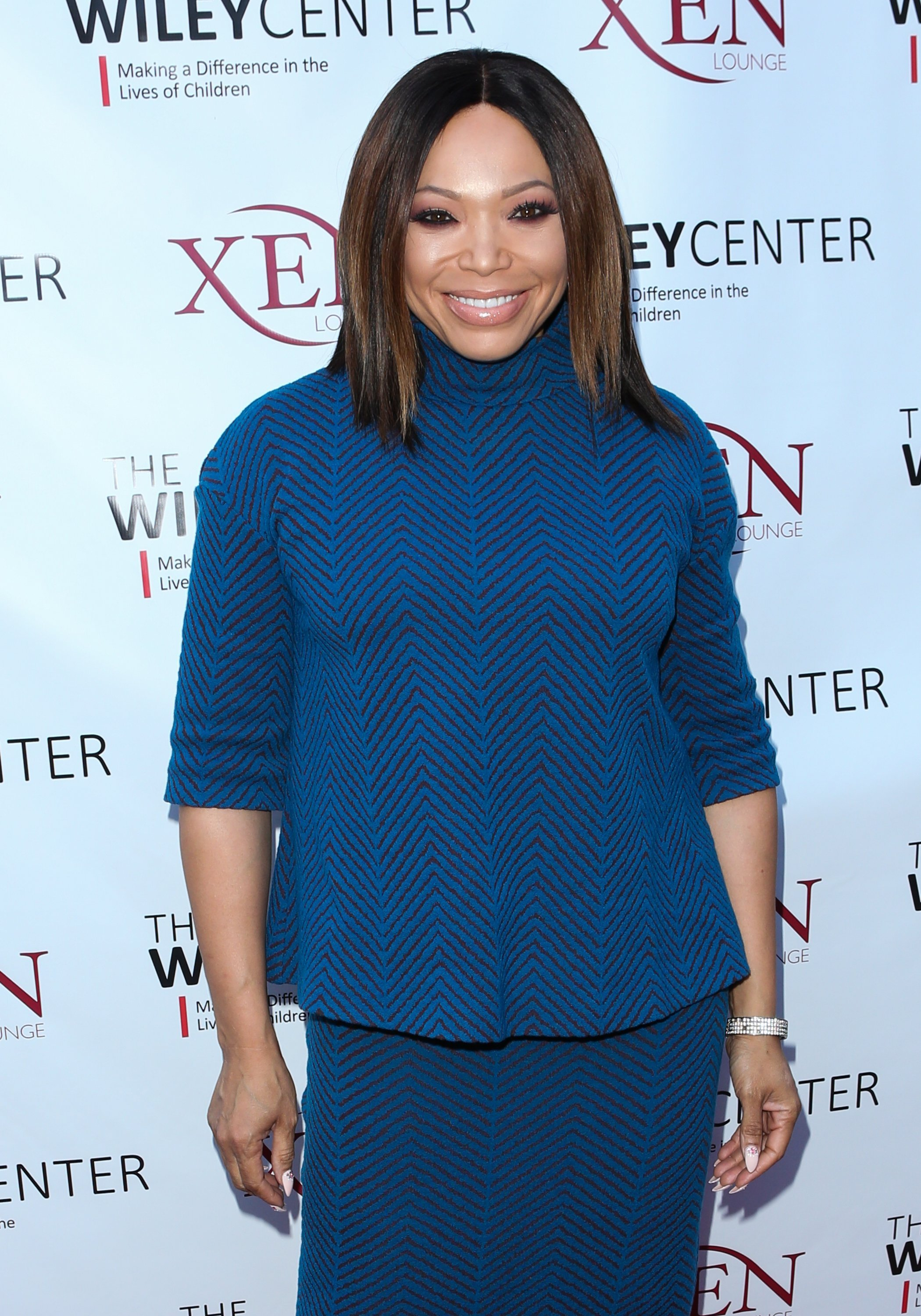 Tisha Campbell at the benefit for children with autism on April 17, 2016 in California | Photo: Getty Images