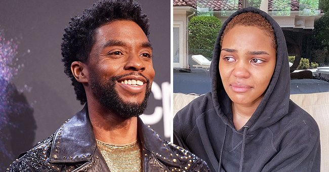 China Anne McClain Cries as She Talks about Meeting Chadwick Boseman in a Heartbreaking Video