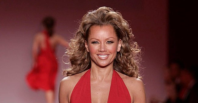 Vanessa Williams & Her Brother Show Their Strong Family Genes With Photos of Their Late Dad