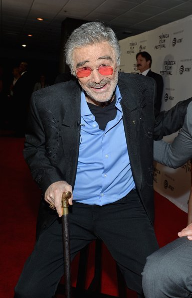 Burt Reynolds at Cinepolis Chelsea on April 22, 2017 in New York City. | Photo: Getty Images