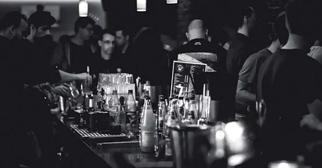 Daily Joke: One Man Was Drinking at the Bar