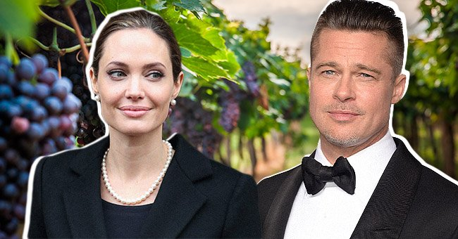 A portrait of Angelina Jolie and Brad Pitt | Photo: Getty Images | Shutterstock
