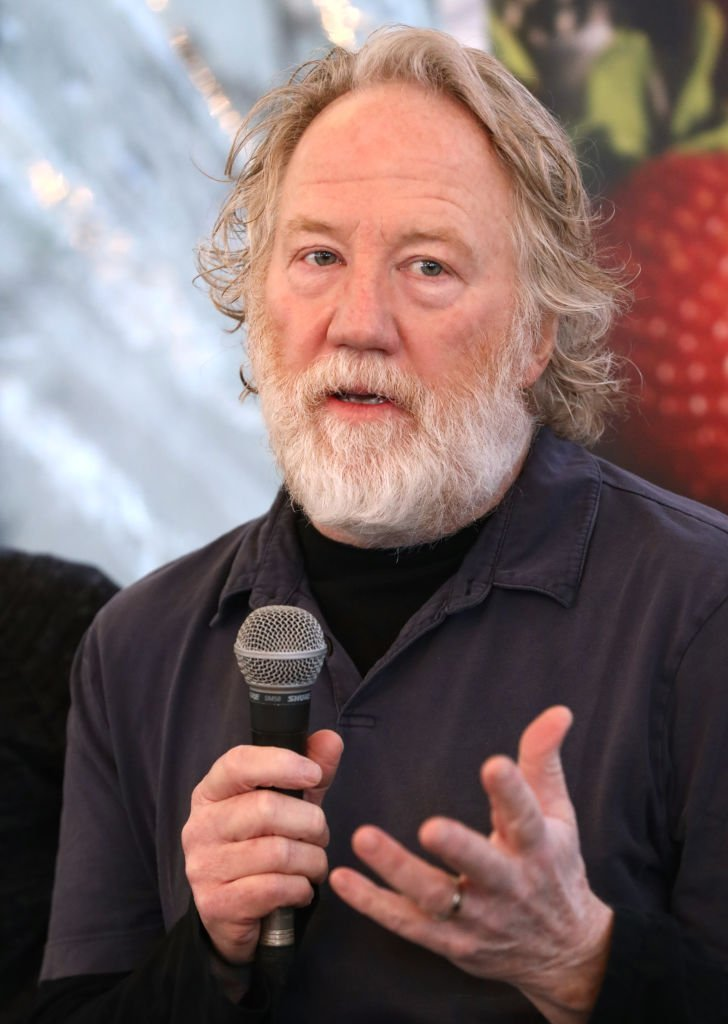Timothy Busfield of 'Guest Artist' speaks at the Independent Filmmakers Seminar during the 34th Santa Barbara International Film Festival | Getty Images