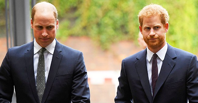 Prince William & Prince Harry Issue Separate Heartfelt Statements after Prince Philip's Death