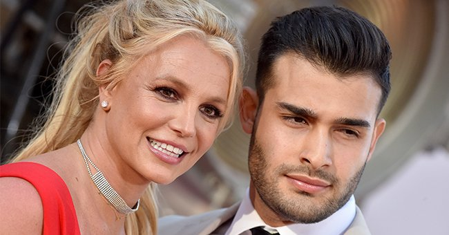 A portrait of Britney Spears and Sam Asghari | Photo: Getty Images