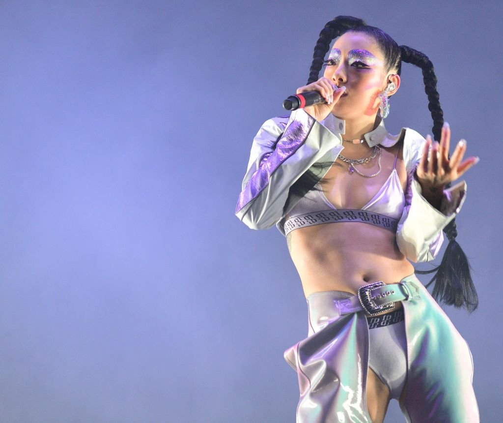 Rina Sawayama performs onstage at O2 Academy Brixton on October 31, 2019 in London, England.   Photo: Getty Images