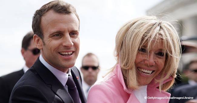 Emmanuel Macron explique pourquoi Brigitte n'a pas eu peur des menaces de mort de l'internaute