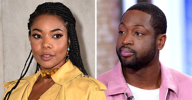 A photo of Gabrielle Union and Dwayne Wade   Photo: Getty Images