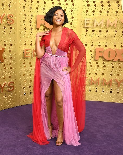Taraji P. Henson arrives at the 71st Emmy Awards at Microsoft Theater in Los Angeles | Photo: Getty Images