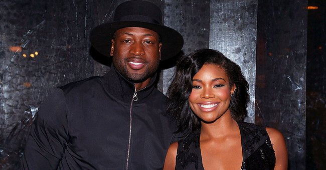 Gabrielle Union & Dwyane Wade's Daughter Kaavia Shows Cute Facial Expressions in New Photos