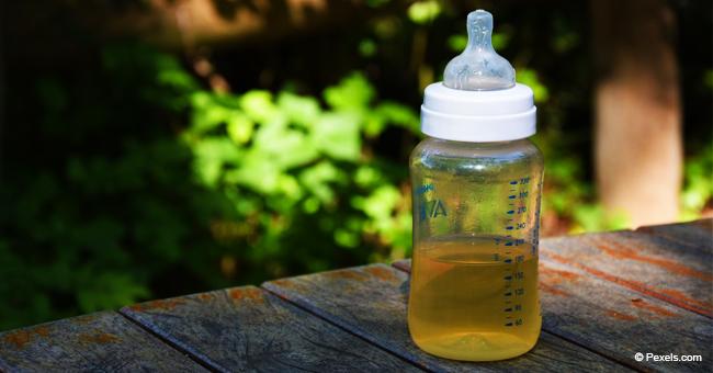 Une mère qui donne du soda au lieu du lait à son bébé provoque une controverse sur les réseaux sociaux