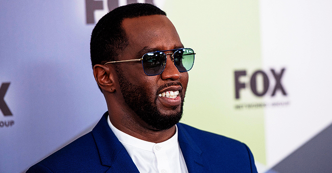 Diddy Pays Beautiful Tribute to His Mom as He Gets down on One Knee & Kisses Her Hand in a Recent Pic