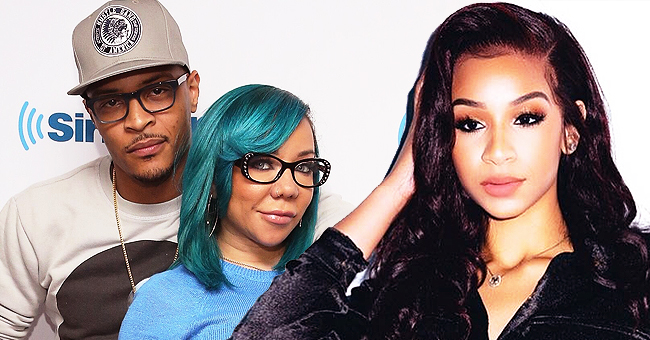 T.I.'s Daughter Deyjah Lashes out at Fan Questioning Her Relationship with Tiny