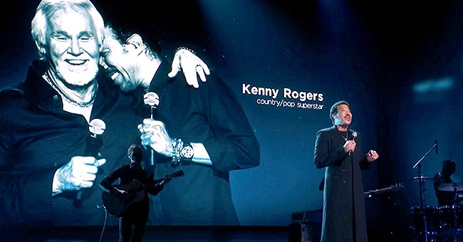 Lionel Richie Pays Tribute to Late Kenny Rogers with a Touching Performance at the 2021 Grammys