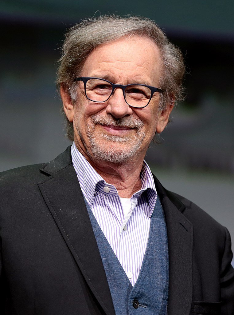 Steven Spielberg at the 2017 San Diego Comic-Con International in San Diego, California | Source: WIkimedia Comons
