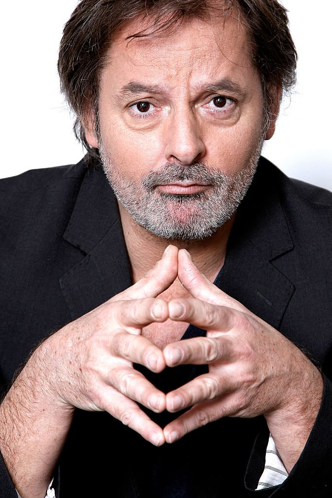 Portrait de Christophe Aleveque. | Photo : Getty Images