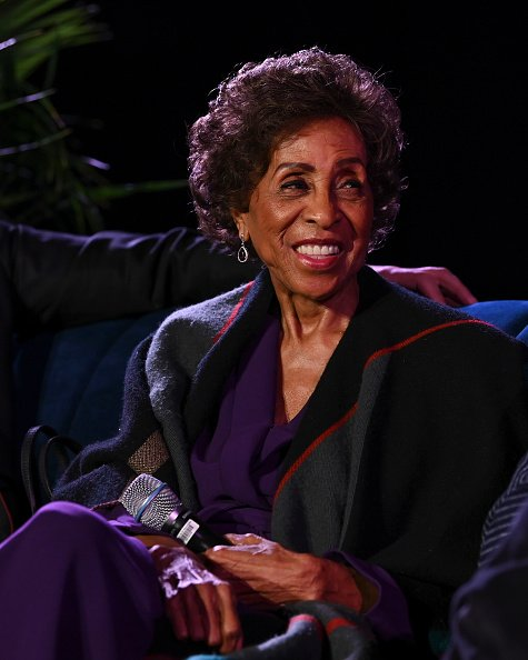 Marla Gibbs at the Walt Disney Television Studios in 2019 | Photo: Getty Images