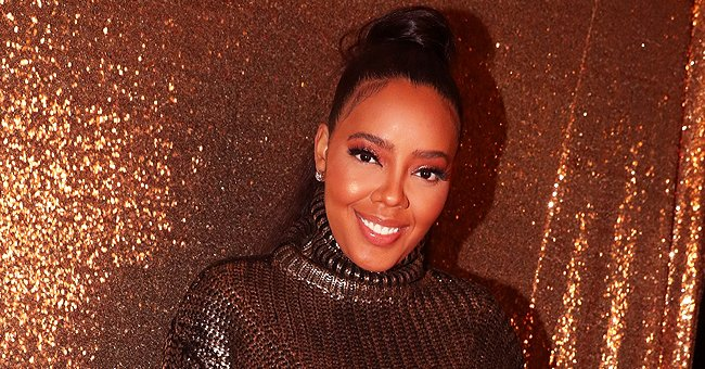 See How Angela Simmons and Son Sutton Have Been Enjoying Summer in a Cool New Photo