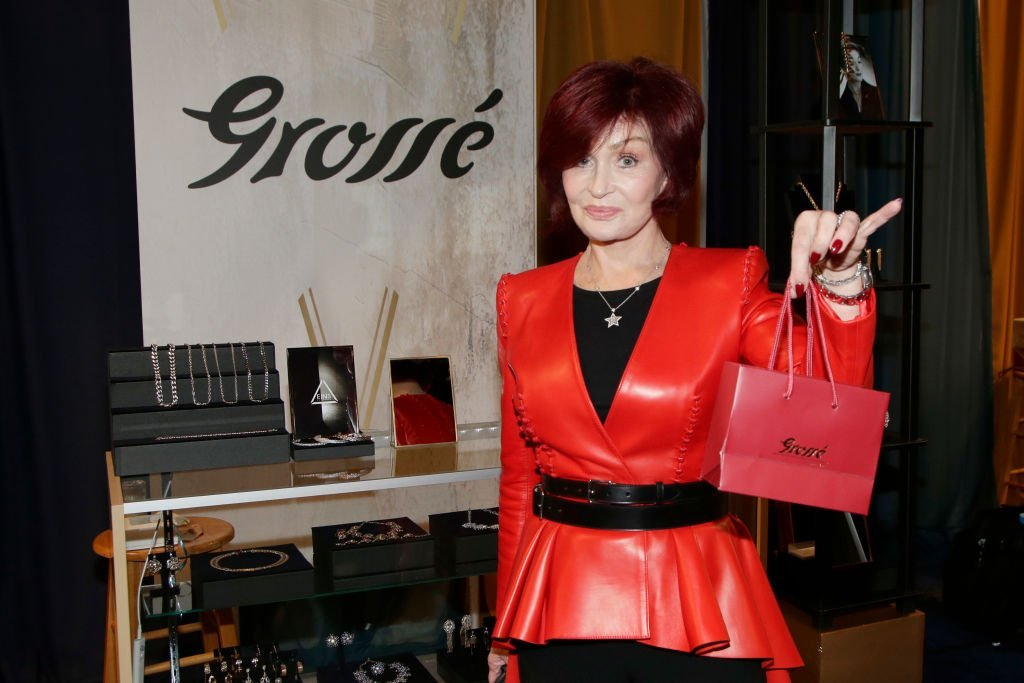 Sharon Osbourne attends the GRAMMY Gift Lounge during the 62nd Annual GRAMMY Awards at STAPLES Center on January 25, 2020. | Photo: Getty Images
