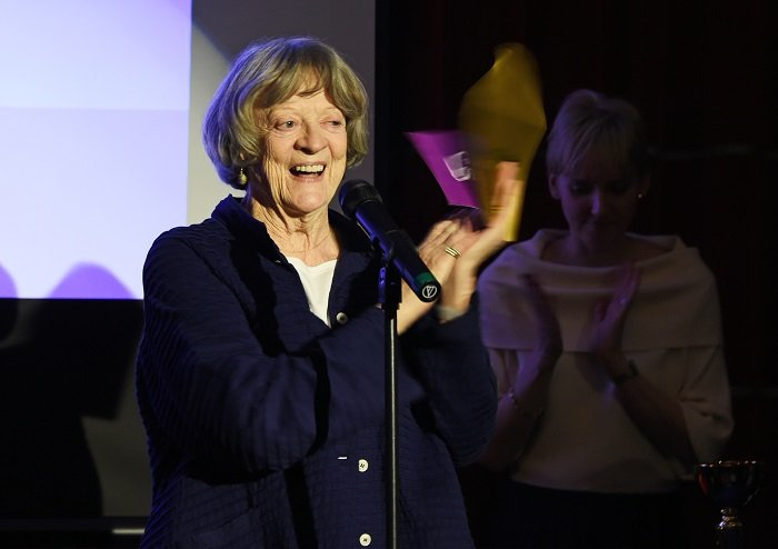 Maggie Smith l Picture: Getty Images