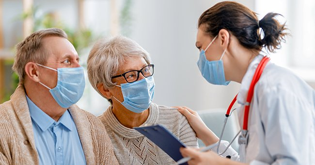 Daily Joke: An Elderly Married Couple Went for a Check-Up Together