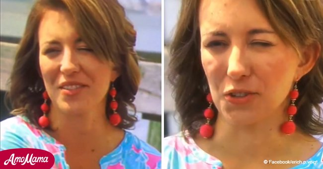 After Doctor notices lump on unknown woman's throat in TV show, he steps in to save her life