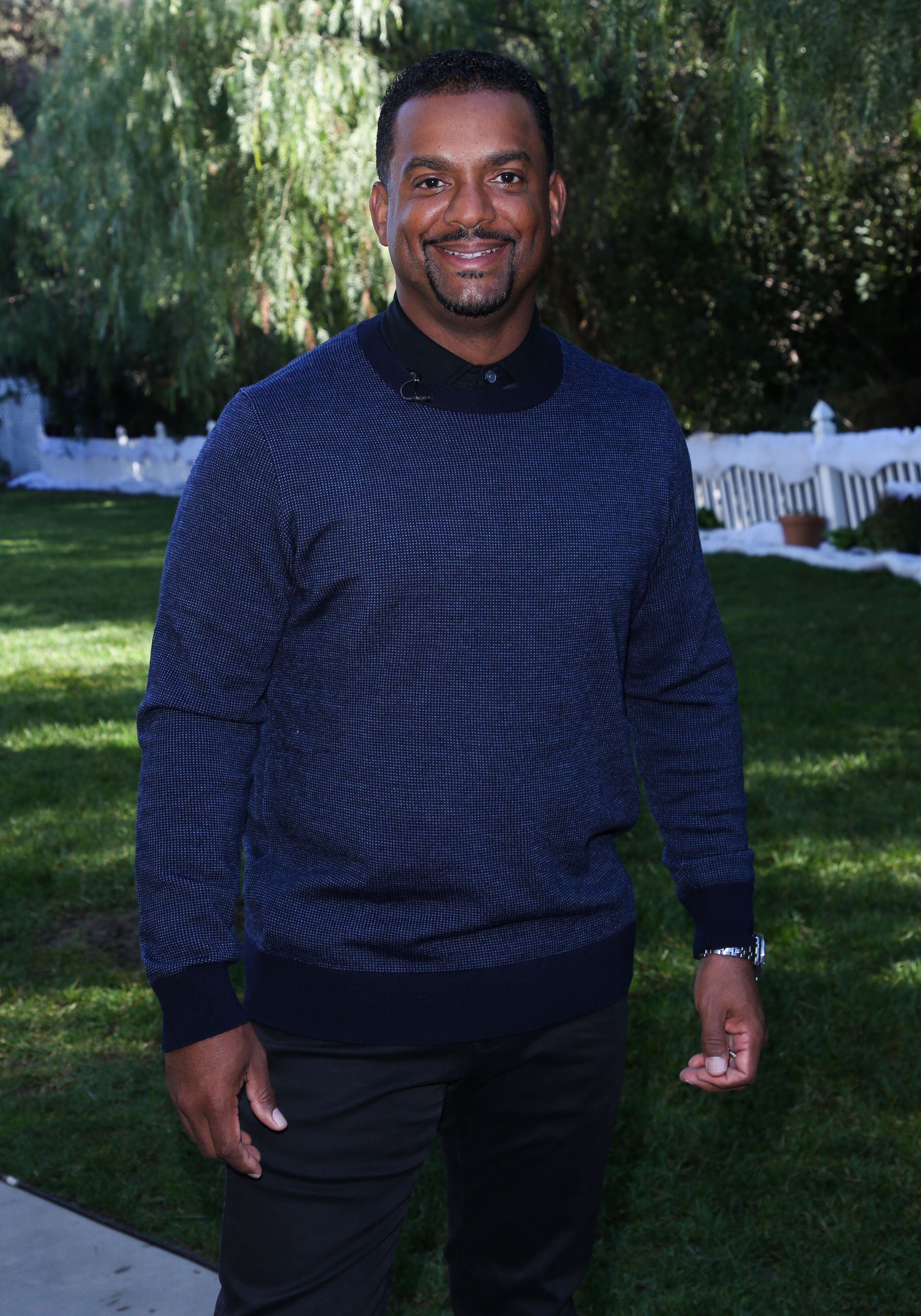 A portrait of Alfonso Ribeiro. | Photo: Getty Images