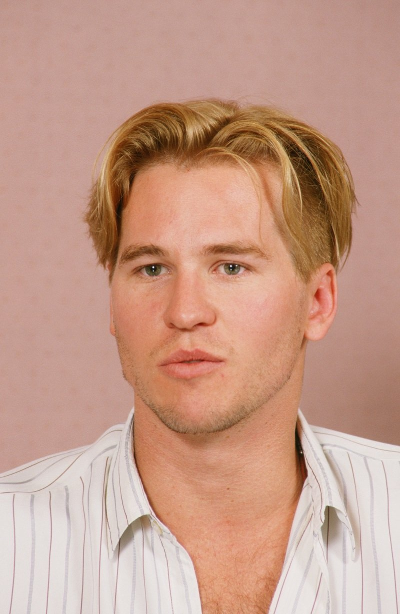 Val Kilmer in 1988 in Los Angeles, California | Photo: Getty Images