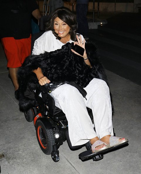 Abby Lee Miller is seen on May 20, 2019 in Los Angeles, California | Photo: Getty Images