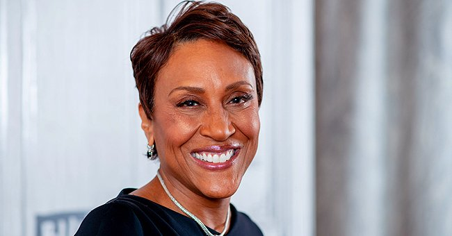 Robin Roberts of GMA Practices Yoga to Ease Side Effects of Cancer Treatments