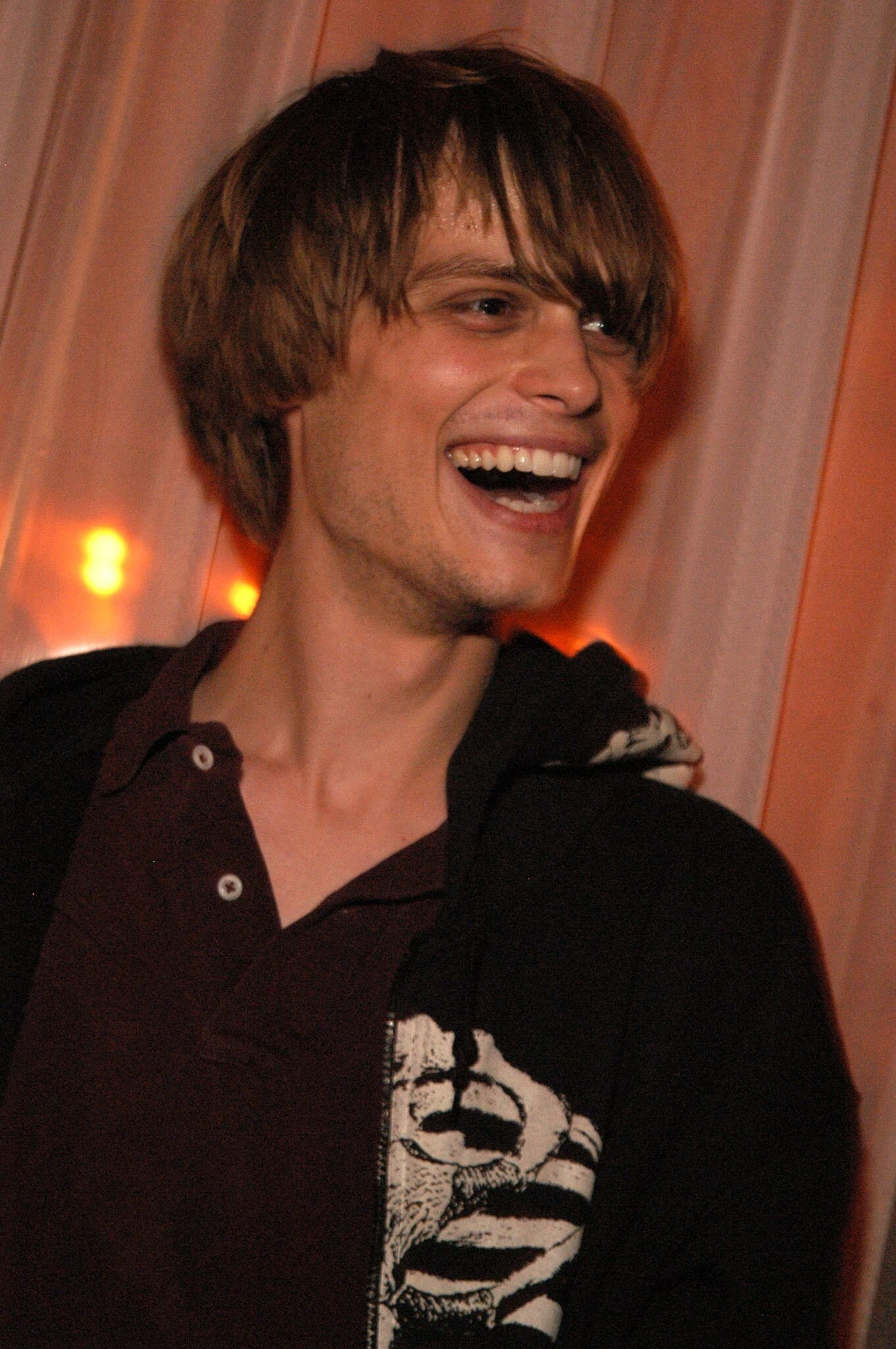 Model Mathew Gubler attends the Christopher Deane after party | Getty Images / Global Images Ukraine