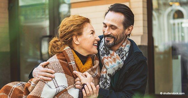 Après 21 ans de mariage, j'ai commencé à trouver une nouvelle lueur d'amour