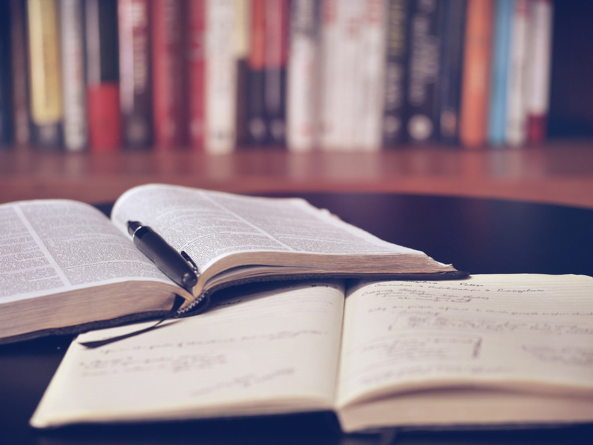 The books for studying | Shutterstock