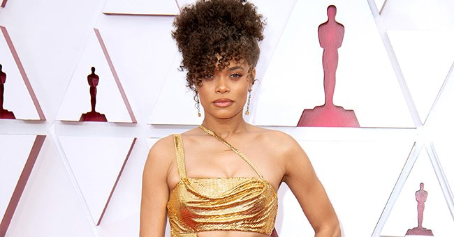 Andra Day Slammed For Her Gold Cut-Out Gown at the 2021 Oscars — See Comments