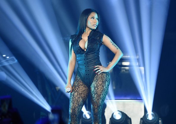 Nicki Minaj, TIDAL X: 1020 Amplified by HTC - Show | Quelle: Getty Images