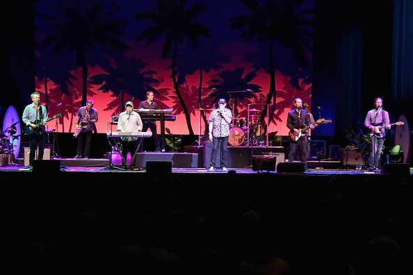 The Beach Boys at Hard Rock Atlantic City on July 27, 2019 in Atlantic City, New Jersey.   Photo: Getty Images