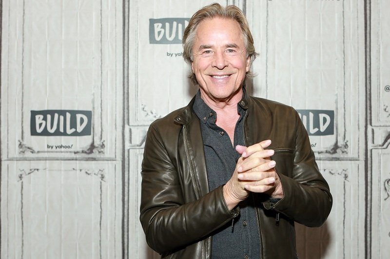 Don Johnson on November 21, 2019 in New York City   Photo: Getty Images