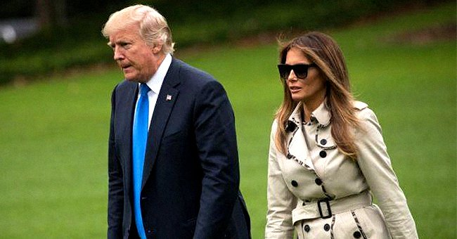 New Biography on Melania Trump Reveals Her Unusual Relationship with Husband Donald