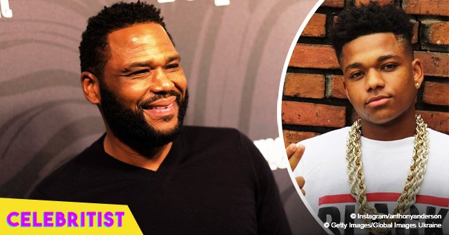 Anthony Anderson's Son Is All Grown up & Bears Uncanny Resemblance to His Dad