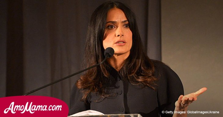 Salma Hayek gets emotional while mourning the death of her beloved one