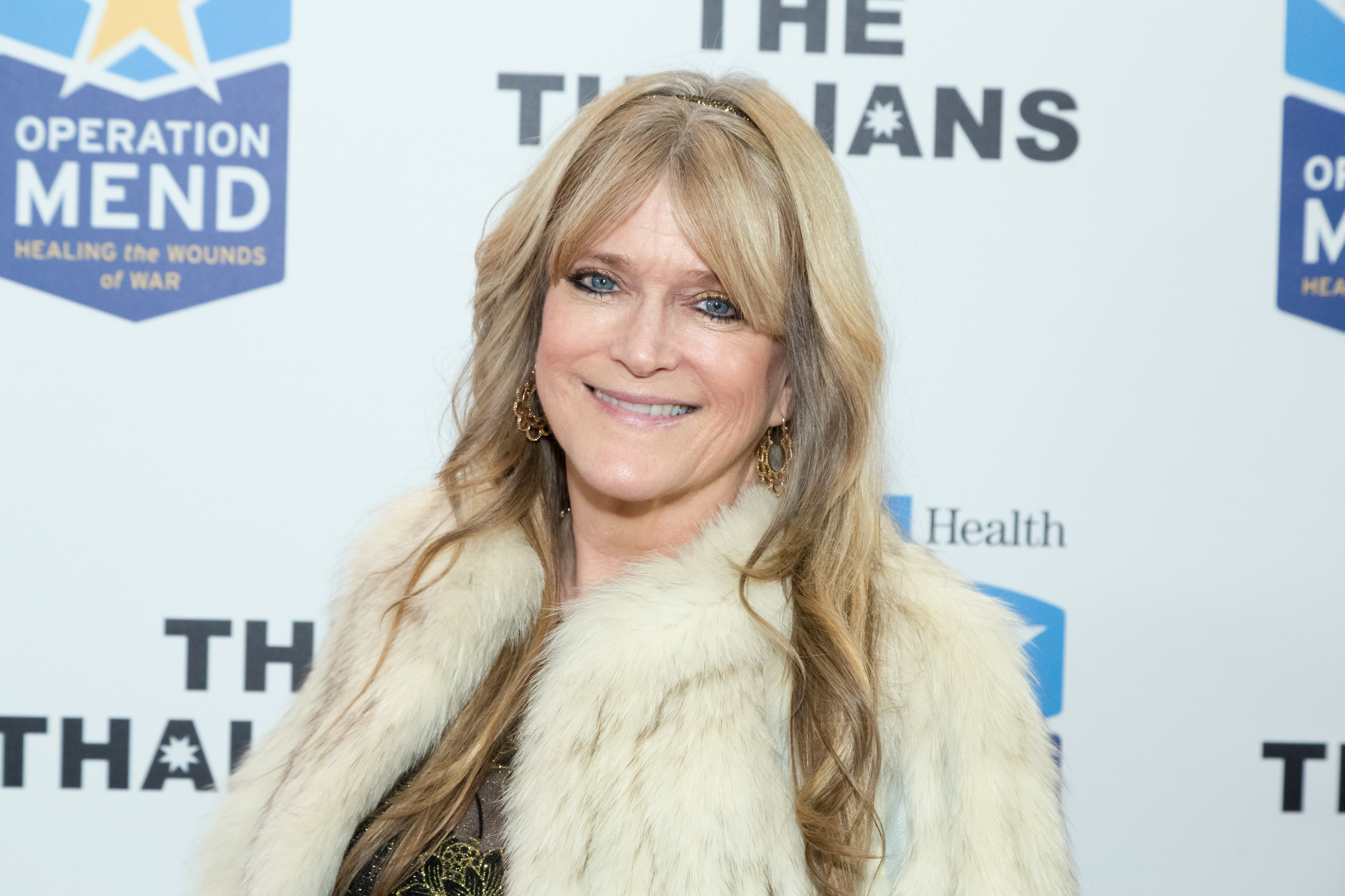 Susan Olsen attends The Thalians Holiday Party in Los Angeles, California on December 1, 2018 | Photo: Getty Images