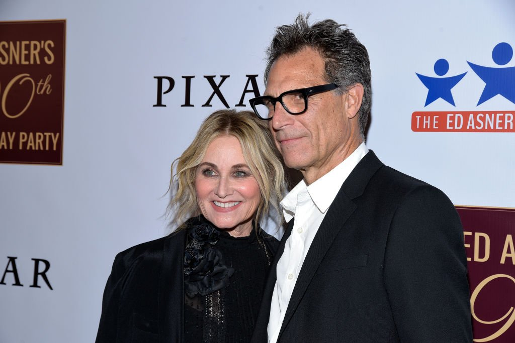 McCormick and husband, Michael Cummings. Image Credit: Getty Images