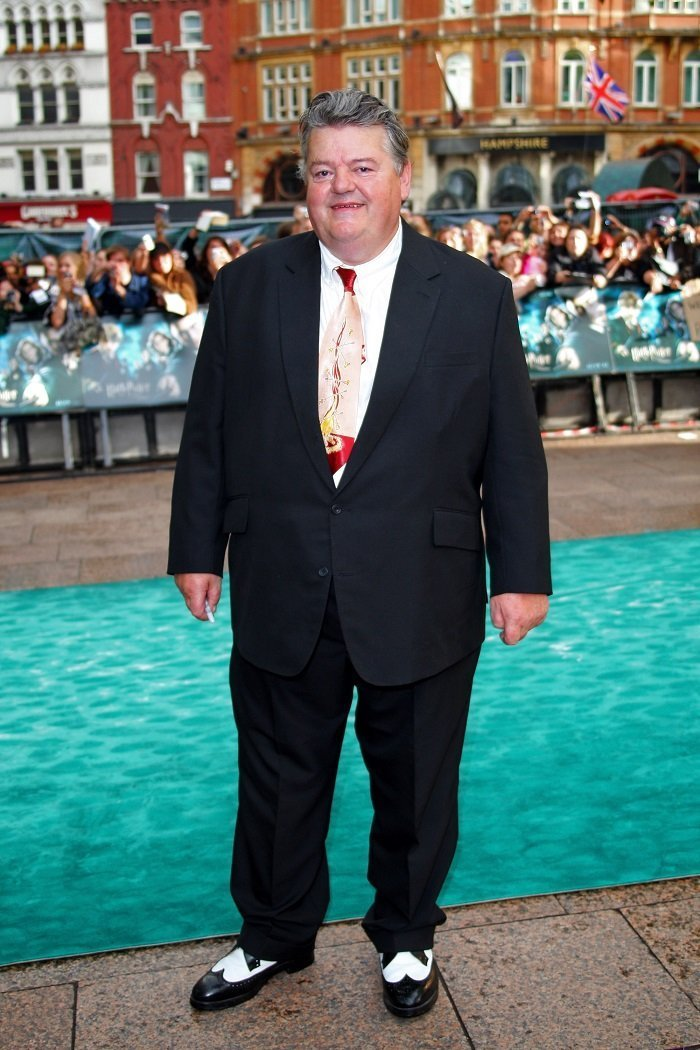 Robbie Coltrane I Image: Getty Images