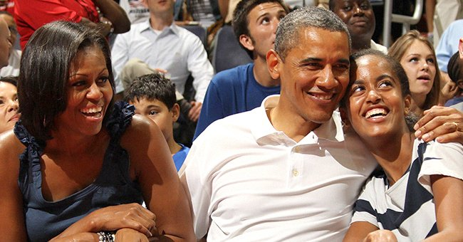 A Glimpse at Barack & Michelle Obama's Sweet Tributes to Daughter Malia for Her 23rd Birthday on July 4th