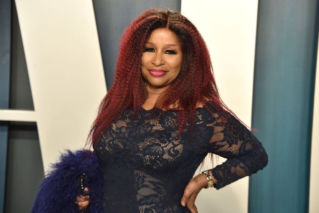 Chaka Khan attends the 2020 VanitFair Oscar Party at Wallis Annenberg Center for the Performing Arts on February 09, 2020 | Source: Getty Images