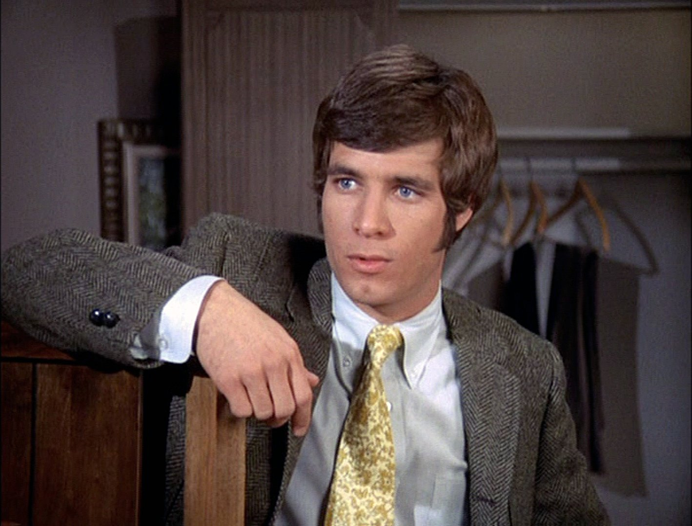 """Don Grady in an episode of """"LOVE AMERICAN STYLE"""" on 13 February, 1970 